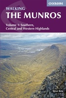 Walking The Munros Vol 1 Southern, Central and Western Highlands - Schotland